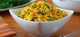 Ensalada de cuscús al curry